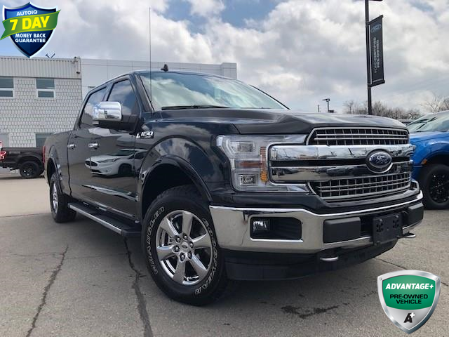 2019 Ford F-150 Lariat (Stk: A210144) in Hamilton - Image 1 of 25