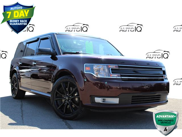 2017 Ford Flex SEL (Stk: A210192) in Hamilton - Image 1 of 26