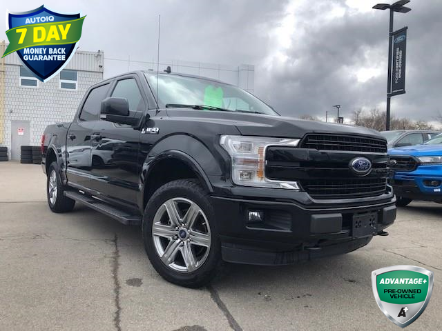 2018 Ford F-150 Lariat (Stk: A210189) in Hamilton - Image 1 of 27