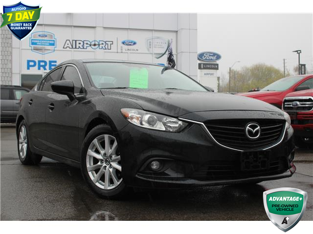 2014 Mazda MAZDA6 GS (Stk: B210163) in Hamilton - Image 1 of 20