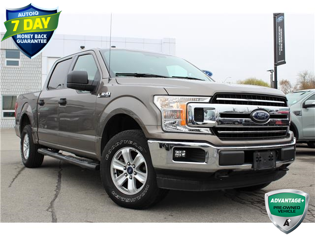 2018 Ford F-150 XLT (Stk: A210190) in Hamilton - Image 1 of 21