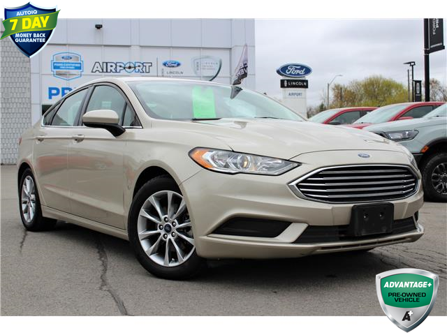 2017 Ford Fusion SE (Stk: A210031) in Hamilton - Image 1 of 19
