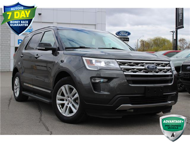 2018 Ford Explorer XLT (Stk: A200849) in Hamilton - Image 1 of 22