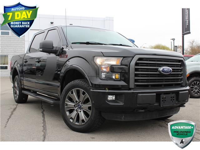 2016 Ford F-150 XLT (Stk: A210276) in Hamilton - Image 1 of 24