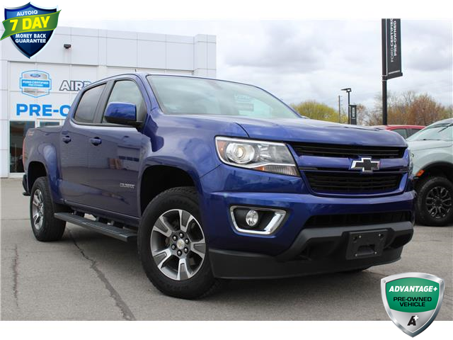 2016 Chevrolet Colorado Z71 (Stk: A210269) in Hamilton - Image 1 of 24