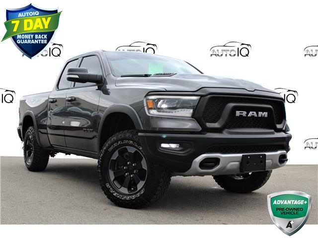 2020 RAM 1500 Sport/Rebel (Stk: 00H1322) in Hamilton - Image 1 of 23