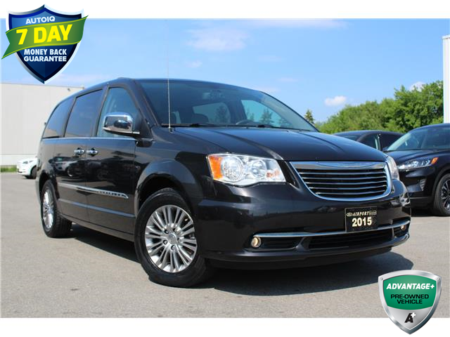 2015 Chrysler Town & Country Touring-L (Stk: A210323) in Hamilton - Image 1 of 21