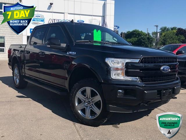 2019 Ford F-150 Lariat (Stk: A210374) in Hamilton - Image 1 of 23