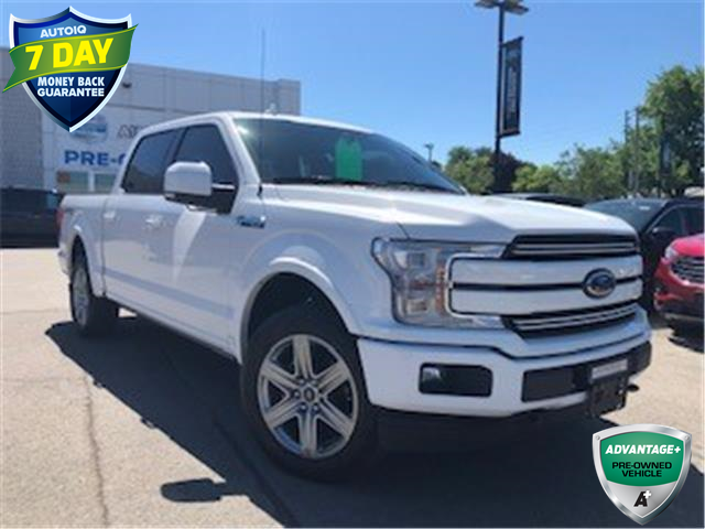 2018 Ford F-150 Lariat (Stk: 00H1346) in Hamilton - Image 1 of 23
