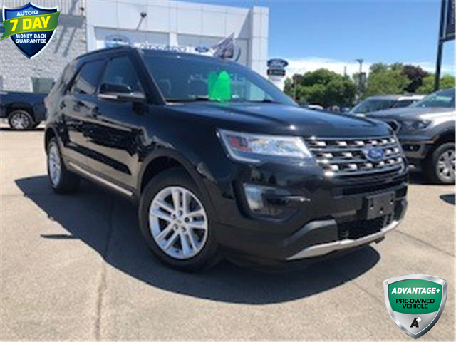 2016 Ford Explorer XLT (Stk: A210040X) in Hamilton - Image 1 of 22