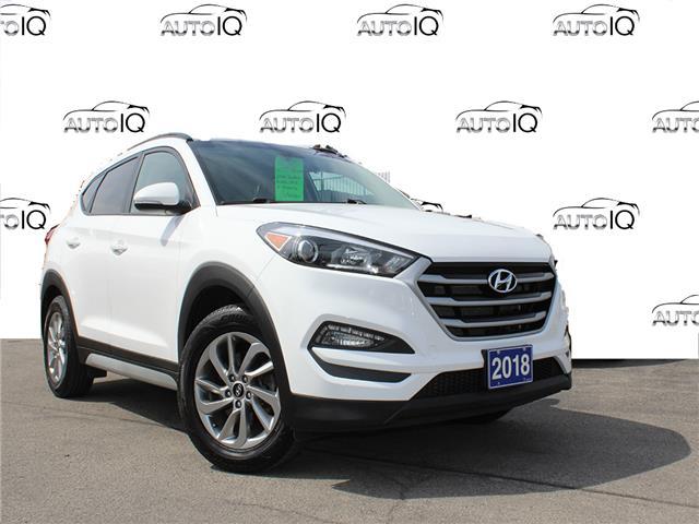 2018 Hyundai Tucson SE 2.0L (Stk: B210171) in Hamilton - Image 1 of 29