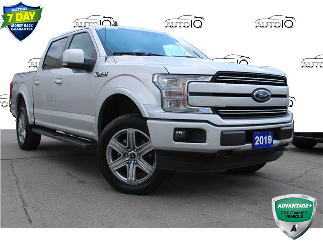 2019 Ford F-150 Lariat (Stk: 00H1358) in Hamilton - Image 1 of 21