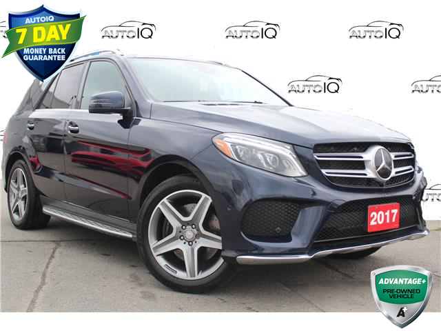 2017 Mercedes-Benz GLE 400 Base (Stk: A210435) in Hamilton - Image 1 of 26
