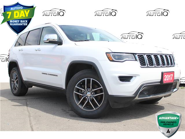 2017 Jeep Grand Cherokee Limited (Stk: 00H1310) in Hamilton - Image 1 of 22