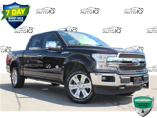 2019 Ford F-150 King Ranch (Stk: A210410X) in Hamilton - Image 1 of 27