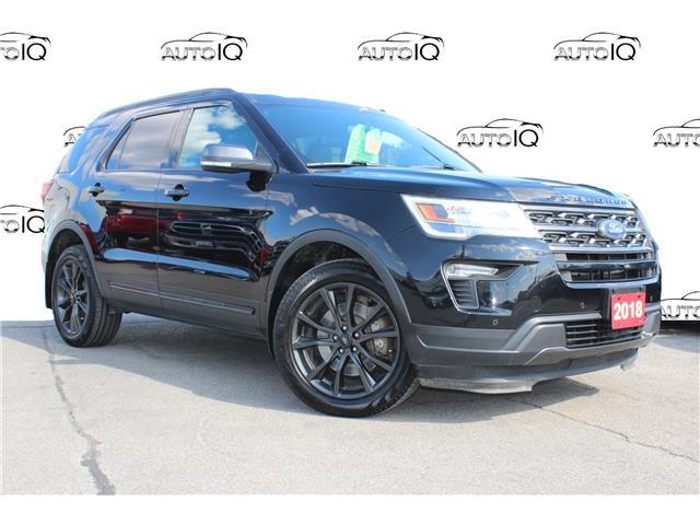 2018 Ford Explorer XLT (Stk: J0H1376) in Hamilton - Image 1 of 22