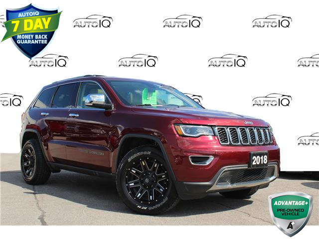 2018 Jeep Grand Cherokee Limited (Stk: A0H1308) in Hamilton - Image 1 of 25
