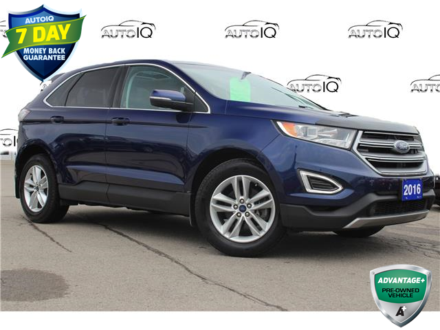 2016 Ford Edge SEL (Stk: A210453) in Hamilton - Image 1 of 25