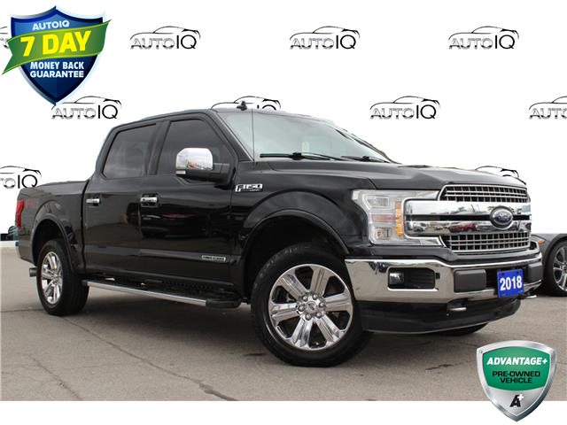 2018 Ford F-150 Lariat (Stk: A210425X) in Hamilton - Image 1 of 28