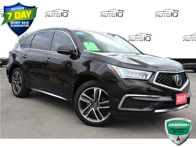 2017 Acura MDX Navigation Package (Stk: 00H1418) in Hamilton - Image 1 of 25