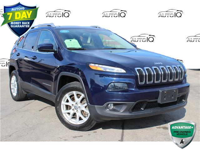 2016 Jeep Cherokee North (Stk: A210633) in Hamilton - Image 1 of 23