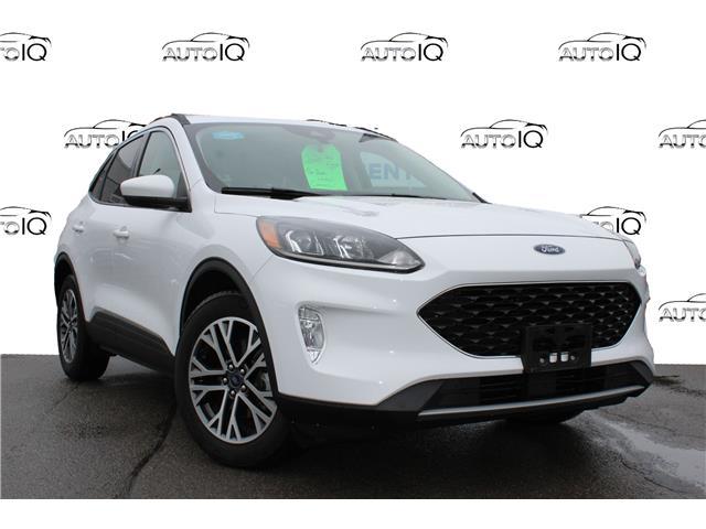 2020 Ford Escape SEL (Stk: A210612) in Hamilton - Image 1 of 24