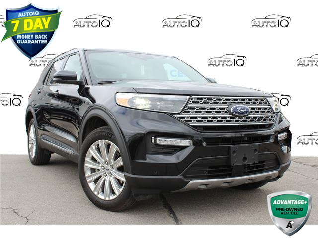 2020 Ford Explorer Limited (Stk: 00H1459) in Hamilton - Image 1 of 29