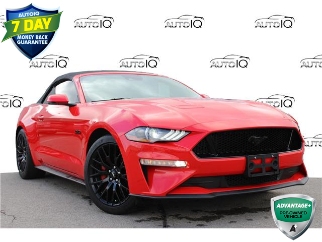 2018 Ford Mustang GT Premium (Stk: 00H1460) in Hamilton - Image 1 of 22