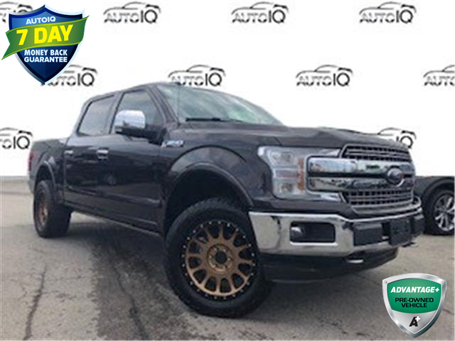 2018 Ford F-150 Lariat (Stk: A0H1409) in Hamilton - Image 1 of 26