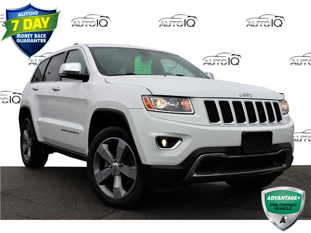 2015 Jeep Grand Cherokee Limited (Stk: 00H1477X) in Hamilton - Image 1 of 24