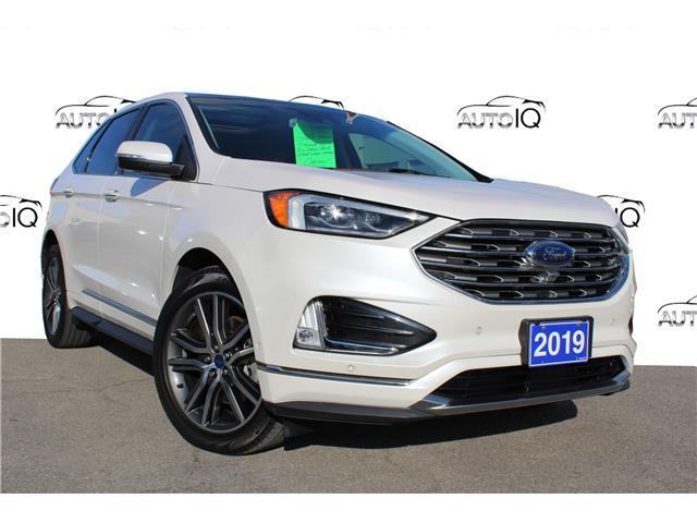 2019 Ford Edge Titanium (Stk: 1HL471) in Hamilton - Image 1 of 23