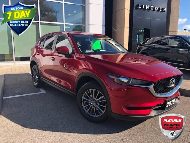 2018 Mazda CX-5 GS (Stk: 00H1098) in Hamilton - Image 1 of 22
