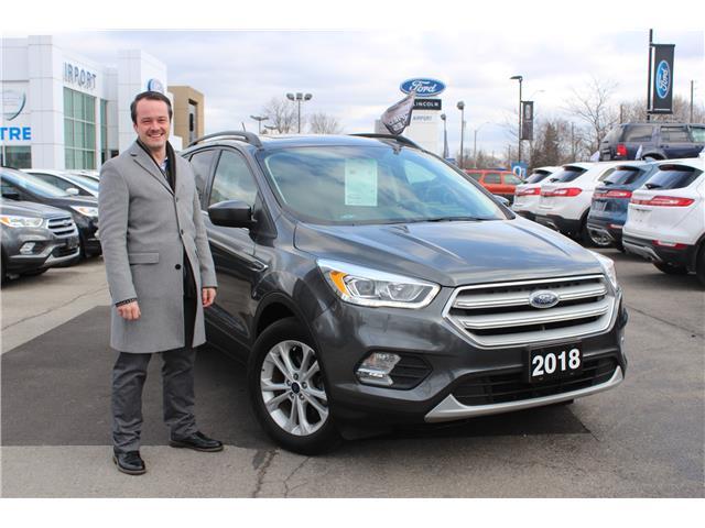 2018 Ford Escape SEL (Stk: 00H1124) in Hamilton - Image 1 of 19