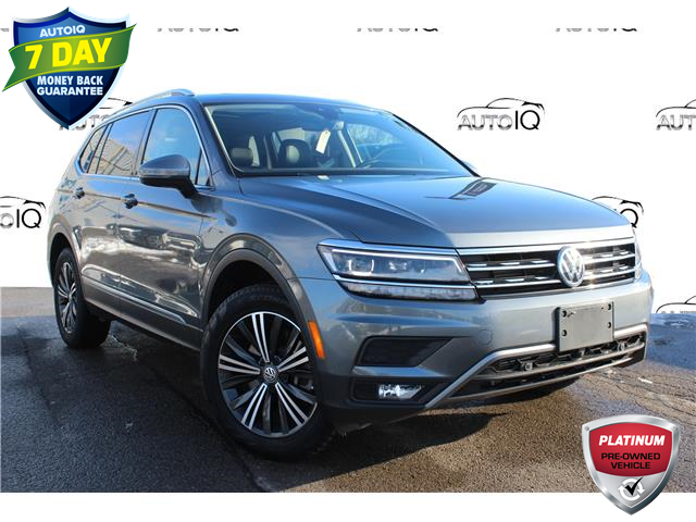 2019 Volkswagen Tiguan Highline (Stk: 00H1181) in Hamilton - Image 1 of 30