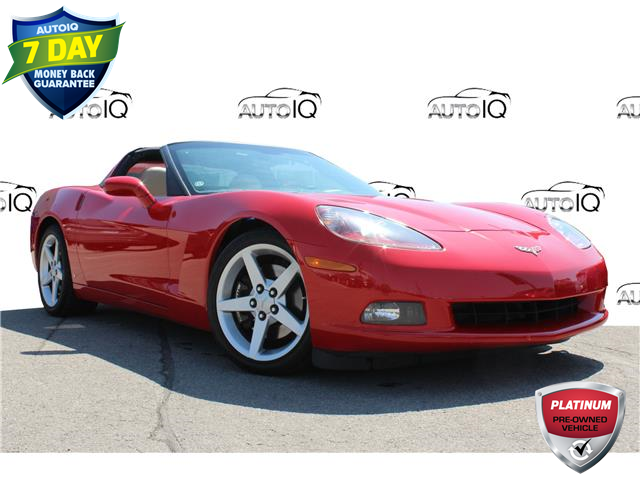 2006 Chevrolet Corvette Base (Stk: 00H1261) in Hamilton - Image 1 of 18