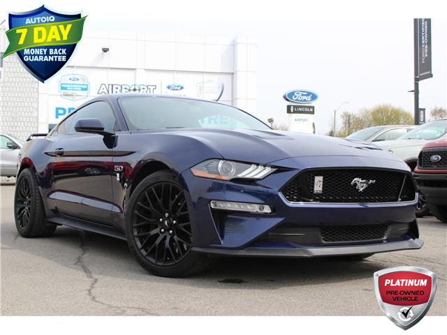 2018 Ford Mustang GT Premium (Stk: J0H1257) in Hamilton - Image 1 of 22