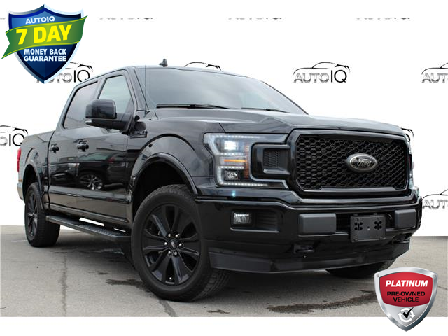 2020 Ford F-150 Lariat (Stk: A210273) in Hamilton - Image 1 of 22