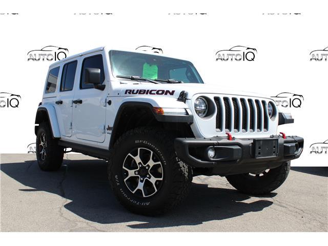 2020 Jeep Wrangler Unlimited Rubicon (Stk: 00H1279) in Hamilton - Image 1 of 26