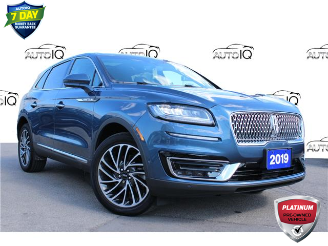 2019 Lincoln Nautilus Reserve (Stk: A210291) in Hamilton - Image 1 of 26