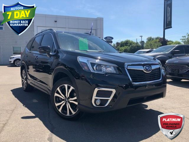 2020 Subaru Forester Limited (Stk: A0H1316) in Hamilton - Image 1 of 25