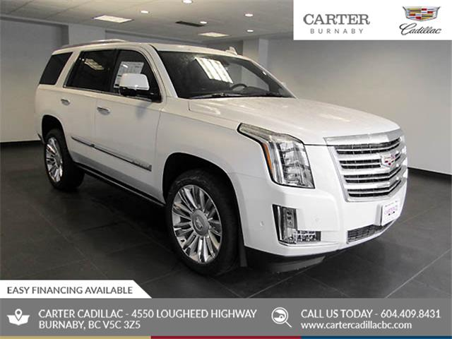 2020 Cadillac Escalade Platinum (Stk: C0-53690) in Burnaby - Image 1 of 24