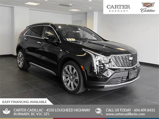 2020 Cadillac XT4 Premium Luxury (Stk: C0-61930) in Burnaby - Image 1 of 24