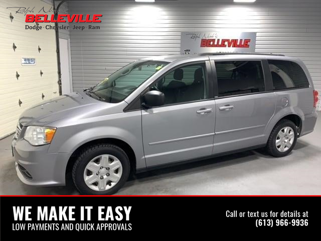 2013 Dodge Grand Caravan SE/SXT (Stk: 9565A) in Belleville - Image 1 of 12