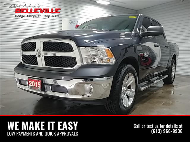 2015 RAM 1500 ST (Stk: 9650A) in Belleville - Image 1 of 9