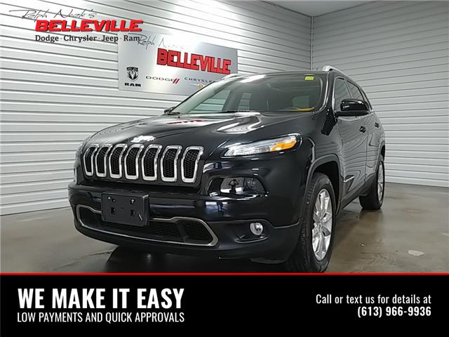 2016 Jeep Cherokee Limited (Stk: 2215P) in Belleville - Image 1 of 11