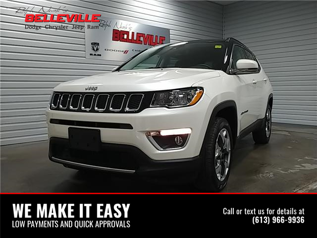 2019 Jeep Compass Limited (Stk: 2218p) in Belleville - Image 1 of 13