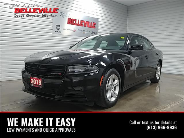 2019 Dodge Charger SXT (Stk: R1218) in Belleville - Image 1 of 11