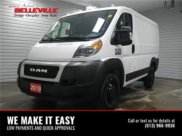 2019 RAM ProMaster 1500 Low Roof (Stk: 2217P) in Belleville - Image 1 of 9