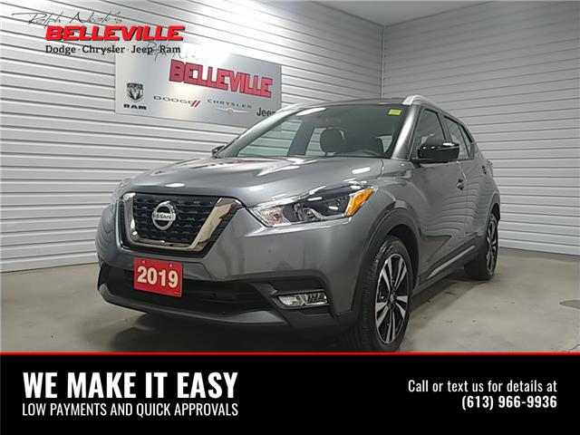 2019 Nissan Kicks SR (Stk: 2223p) in Belleville - Image 1 of 12