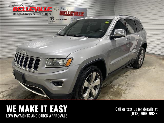 2015 Jeep Grand Cherokee Limited 1C4RJFBG1FC623958 2221PA in Belleville